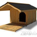 Tři tipy, jak vybrat ideální psí boudu