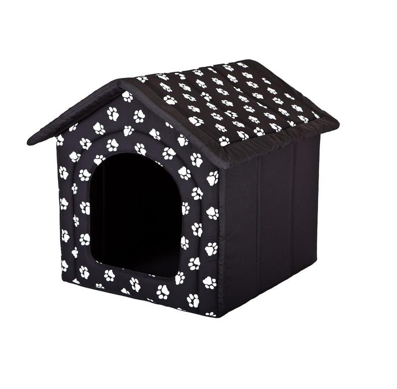 Domeček pro psa Reedog Black Paw