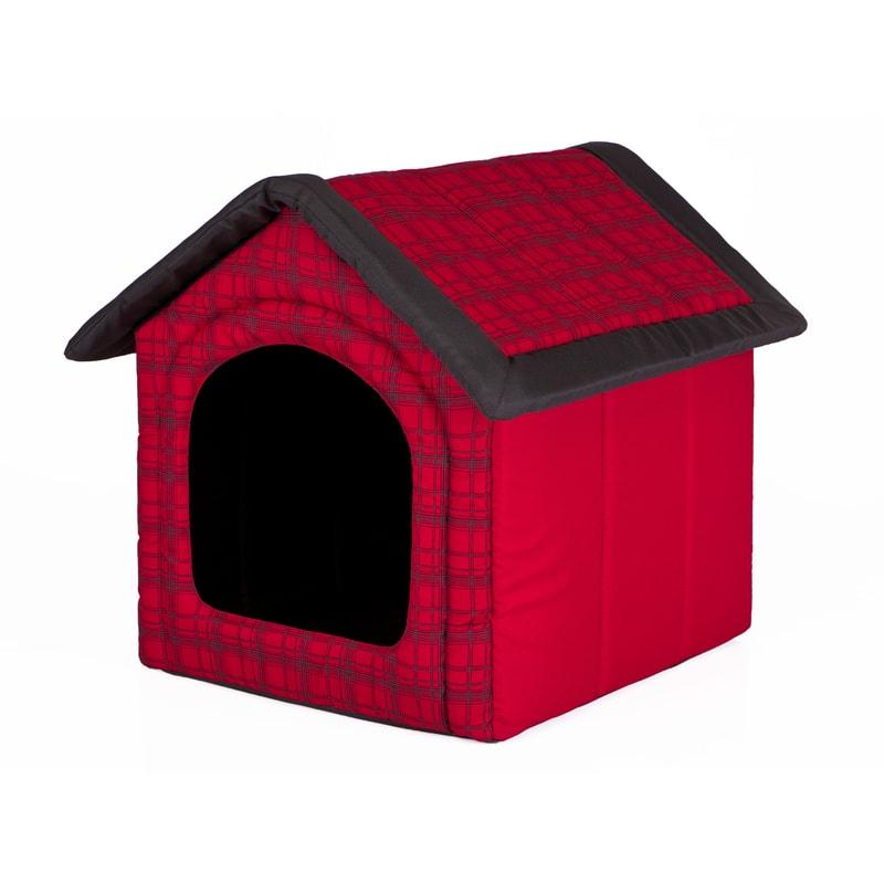 Domeček pro psa Reedog Red Strips